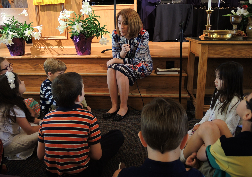 Childrens Sermon