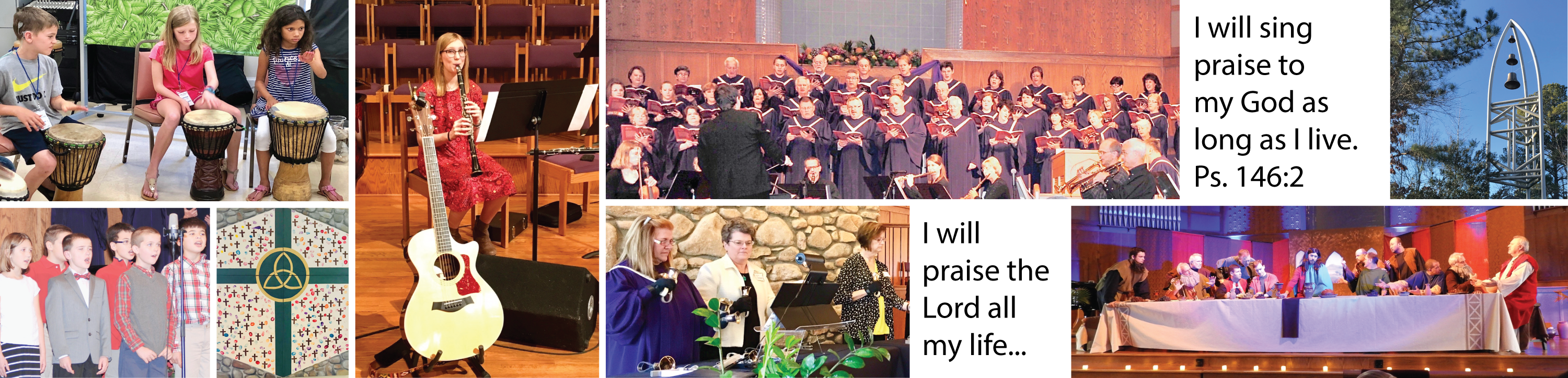 Greystone Baptist Church » Music and Worship Arts